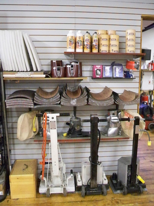 Photo Gallery For Equipment Rental And Party Rental Store