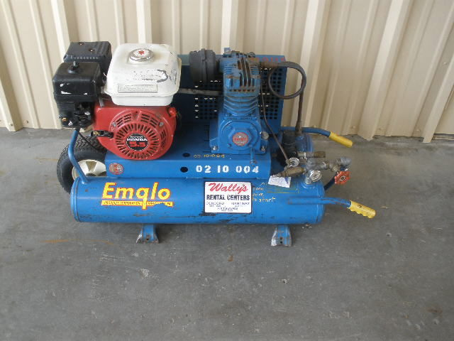 Where to find COMPRESSOR,    8 CFM GAS in Canton