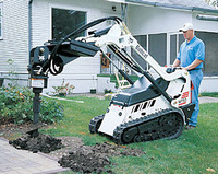Where to find AUGER, BOBCAT  MT 50 ONLY in Canton