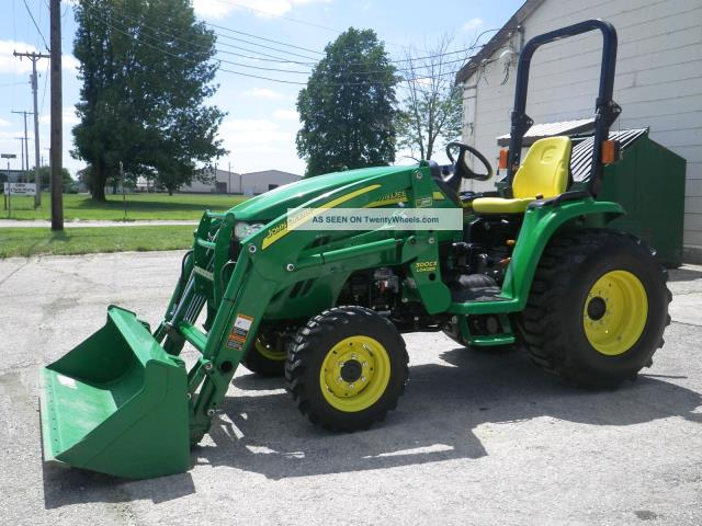 Where to find JOHN DEERE 3320 4WD in Canton