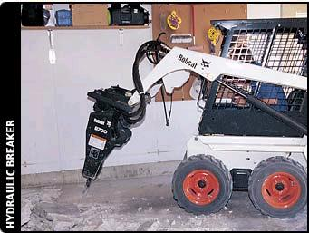 Where to find BREAKER, HAMMER  SKID STEER in Canton