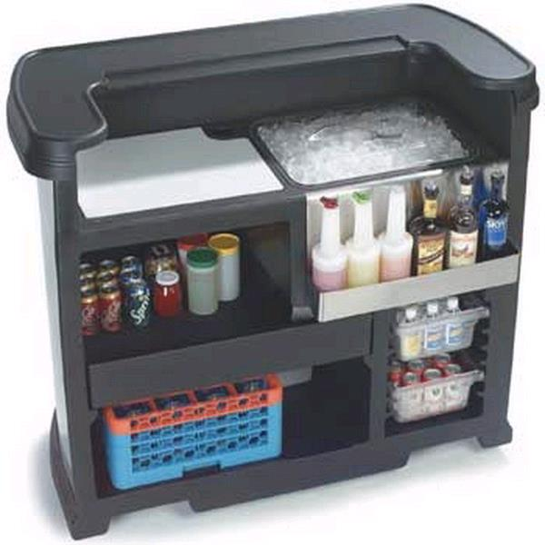 Where to find PORTABLE BAR  ON CASTERS in Canton