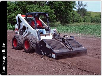Where to find ROCK RAKE, BOBCAT in Canton