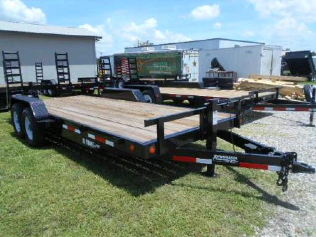 Where to find TRAILER, ANDERSON 81 X18  9500  CAPACITY in Canton
