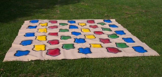 Where to find SPLOTZ 10  X 10  TWISTER GAME in Canton