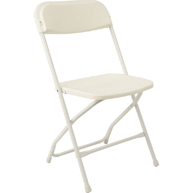Where to find CHAIR, WHITE, NOT PADDED in Canton