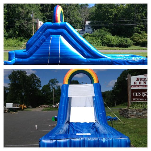 Where to find WATER SLIDE BOUNCER, COMES WITH BLOWER in Canton