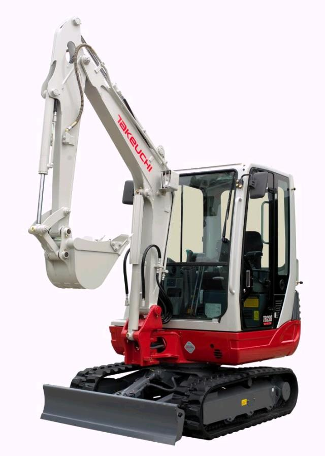 Where to find EXCAVATOR, TAKEUCHI TB228  9  5 in Canton