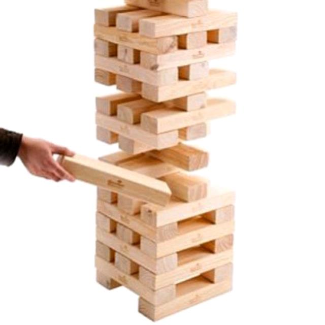 Giant Jenga Rentals Canton Ct Where To Rent Giant Jenga