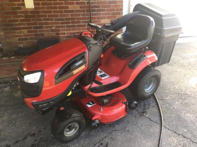 Where to find MOWER RIDE ON 42 , W BAGGER in Canton