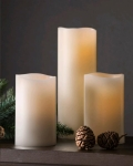 Rental store for CANDLES, WAX PILLAR, MED,FLAMLESS, in Canton CT