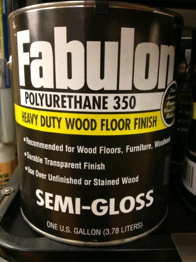 Where to find FABULON, H.D. SEMI GLOSS QUART in Canton